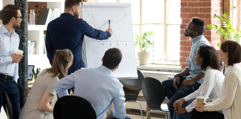 involve employees in the decision making process